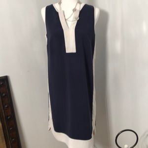 Classic Ann Taylor shift pullover dress